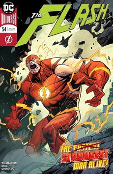 The Flash | 11/2018 Cover