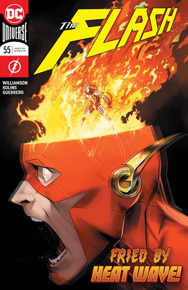 The Flash Cover - 11/15/2018
