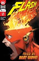 The Flash Comic 11/15/2018