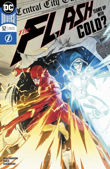 The Flash Cover - 10/1/2018