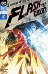 The Flash Comic | 10/1/2018 Cover