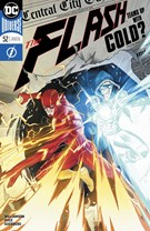 The Flash Comic 10/1/2018