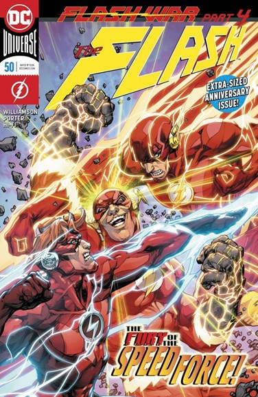 The Flash Cover - 9/1/2018