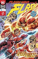 The Flash Comic 9/1/2018