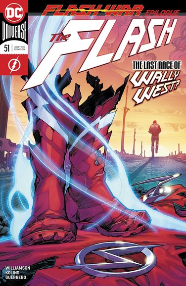 The Flash Cover - 9/15/2018