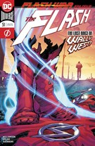 The Flash Comic 9/15/2018