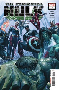 Immortal Hulk   12/1/2018 Cover