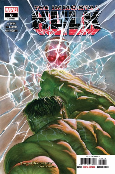 Immortal Hulk Cover - 11/15/2018