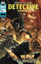 Detective Comics 8/1/2018