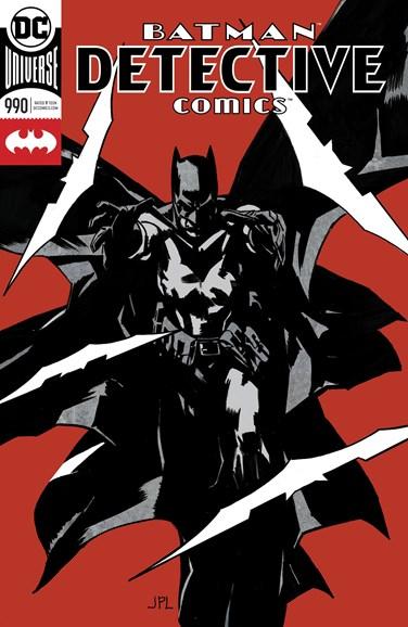 Detective Comics Cover - 12/1/2018