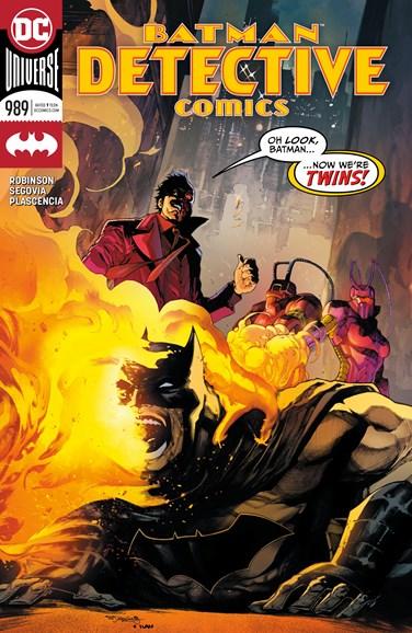 Detective Comics Cover - 11/15/2018