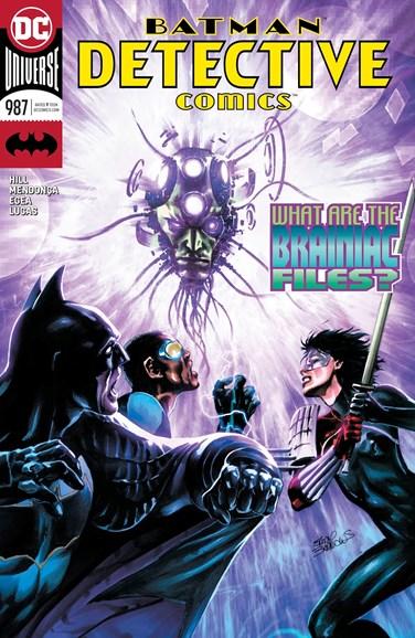 Detective Comics Cover - 10/15/2018