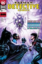 Detective Comics 10/15/2018