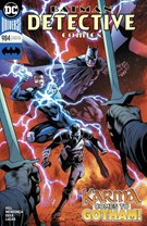 Detective Comics 9/1/2018