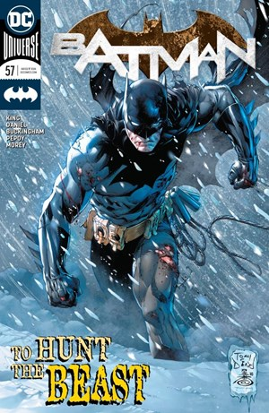 Batman Comic | 12/15/2018 Cover