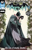 Batman Comic 9/1/2018