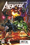 Avengers Comic | 10/1/2018 Cover