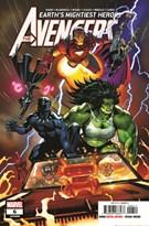 Avengers Comic 10/1/2018