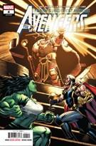 Avengers Comic 9/1/2018