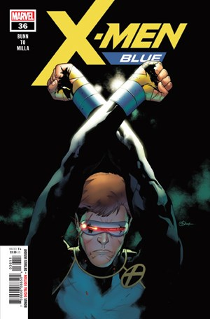 X-Men Blue Comic | 11/15/2018 Cover