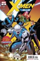X-Men Blue Comic 10/1/2018