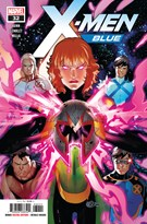 X-Men Blue Comic 9/15/2018