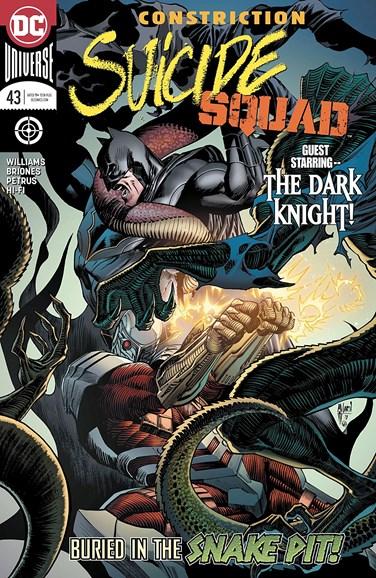 Suicide Squad Cover - 8/1/2018