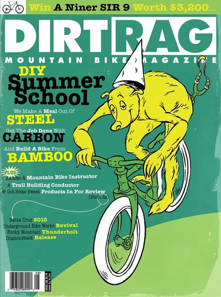 Dirt Rag Cover - 8/1/2018