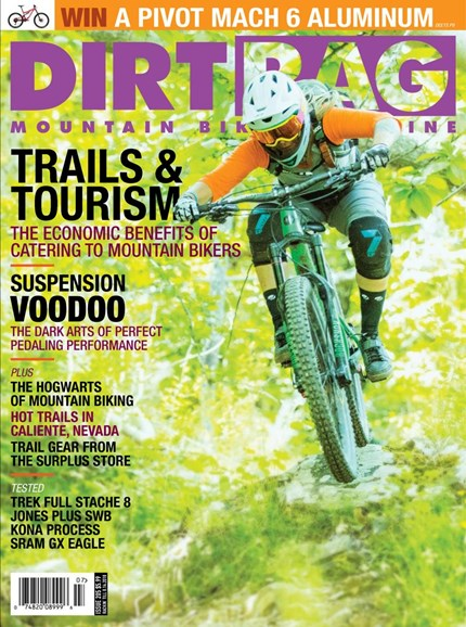 Dirt Rag Cover - 6/1/2018