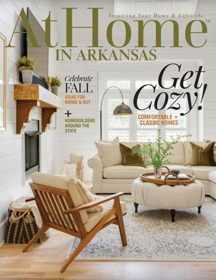 At Home In Arkansas Cover - 11/1/2018
