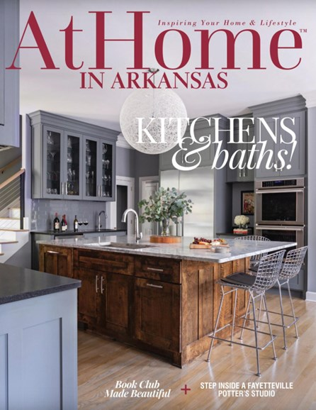 At Home In Arkansas Cover - 9/1/2018