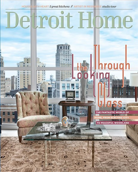 Detroit Home Cover - 10/1/2018