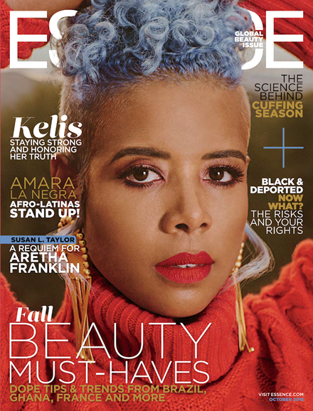 Essence Cover - 10/1/2018
