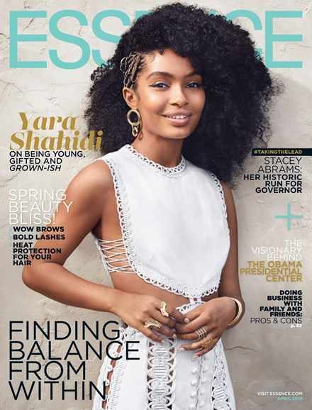 Essence Cover - 4/1/2018
