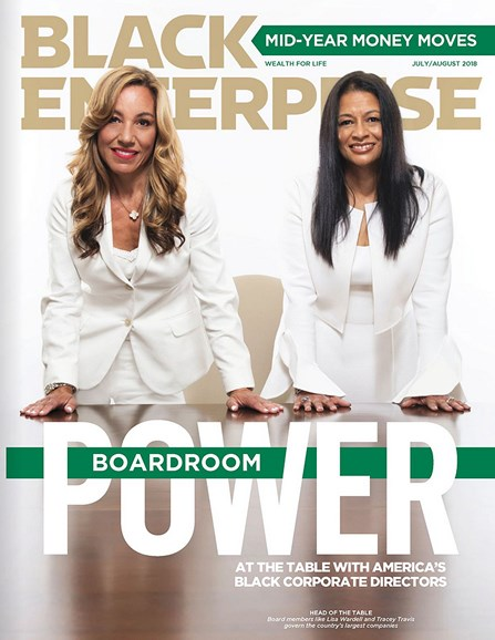 Black Enterprise Cover - 7/1/2018