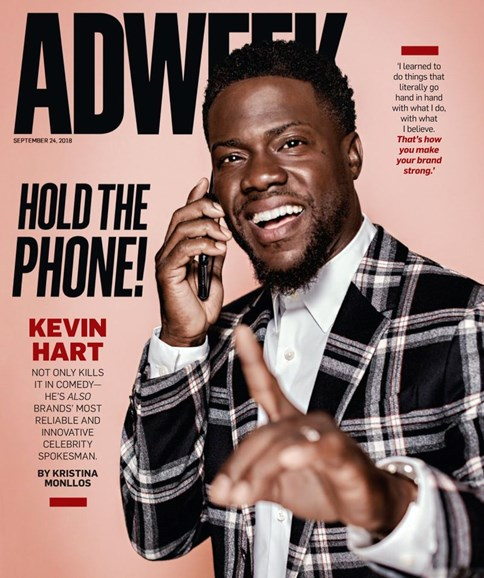 Adweek Cover - 9/24/2018