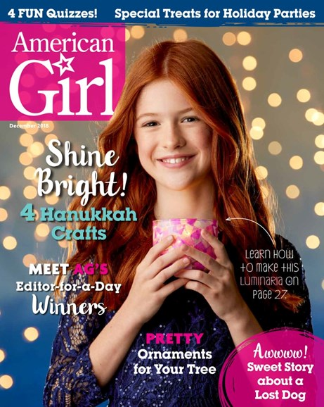 American Girl Cover - 12/1/2018