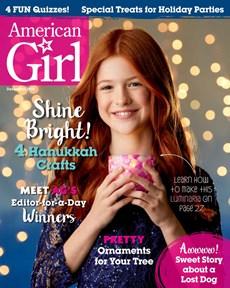 American Girl | 12/2018 Cover