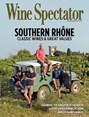 Wine Spectator Magazine | 11/30/2018 Cover