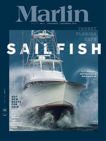 Marlin Cover - 11/1/2018