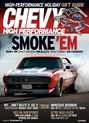 Chevy High Performance Magazine | 12/2018 Cover
