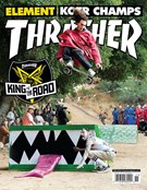 Thrasher Magazine 11/1/2018
