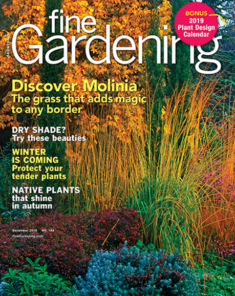 Fine Gardening Cover - 12/1/2018