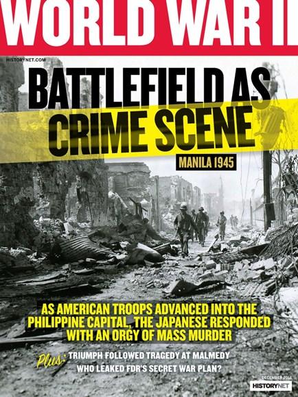 World War II Cover - 12/1/2018