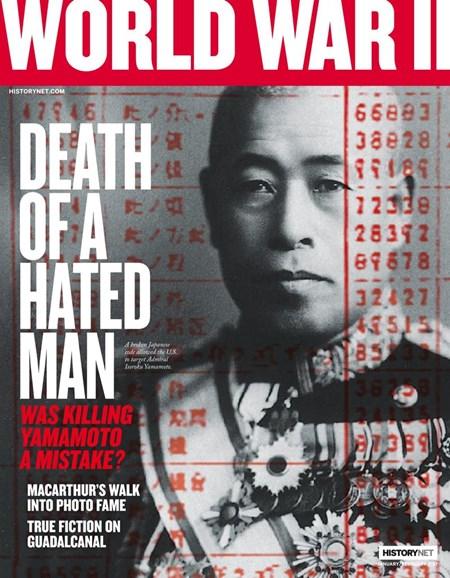 World War II Cover - 1/1/2017