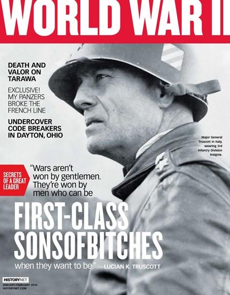 World War II Cover - 1/1/2016
