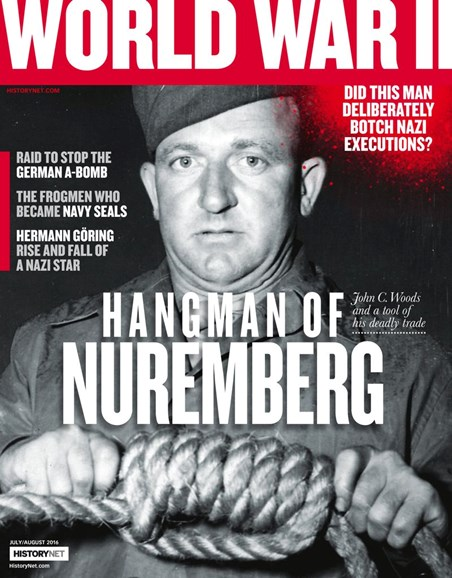 World War II Cover - 7/1/2016