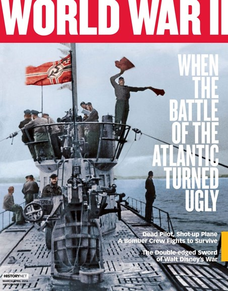 World War II Cover - 3/1/2016