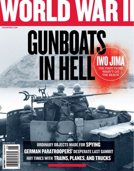 World War II Cover - 5/1/2016