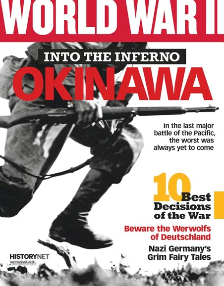 World War II Cover - 7/1/2015